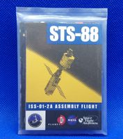 NASA STS-88 Set of 10 Space Shuttle Mission Cards